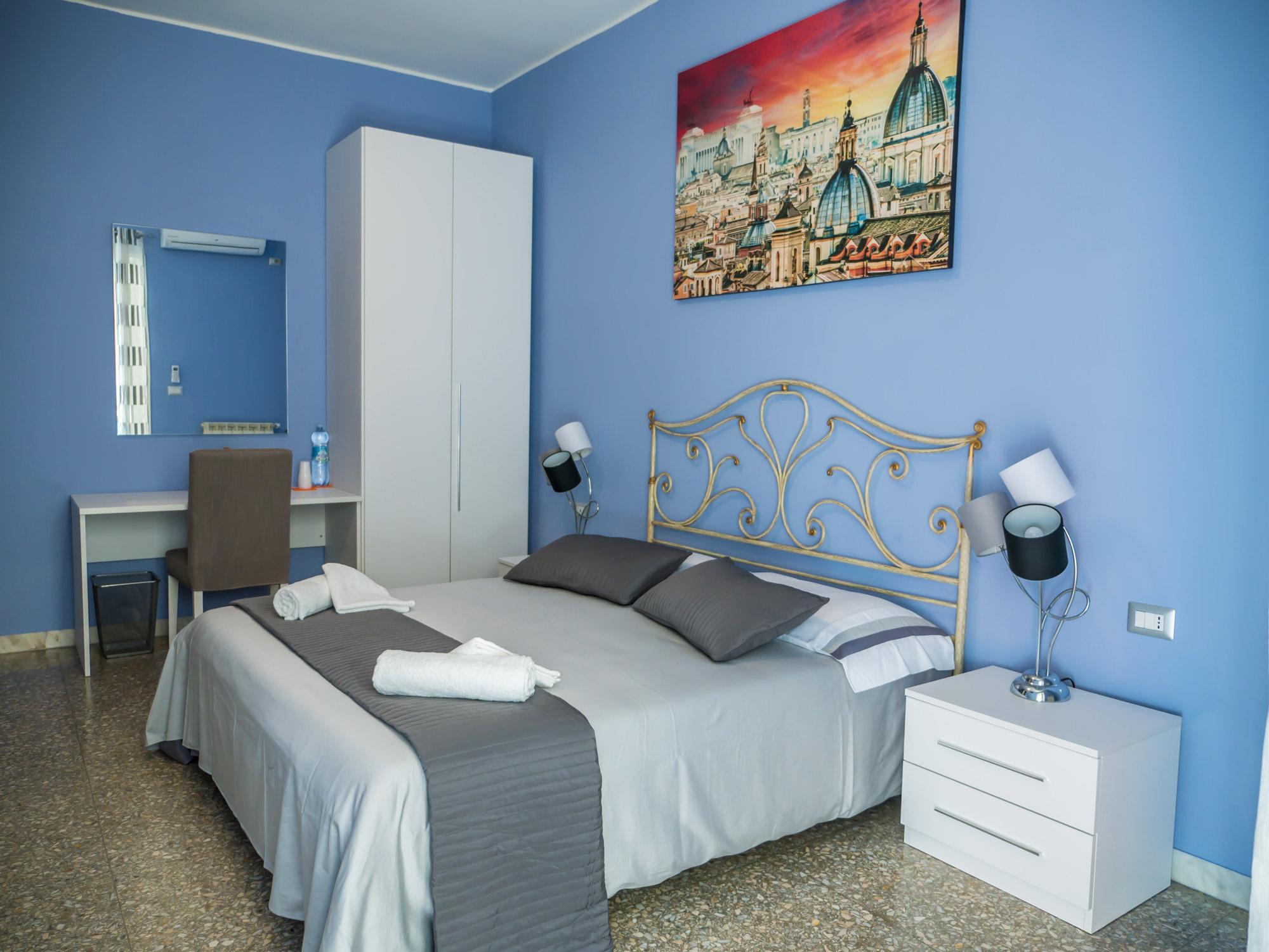 Arredo di Design - Le Camere - B&B Roma Centro
