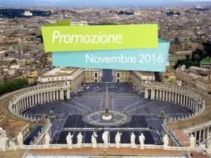 B&B Roma Centro - Promozione Novembre 2016
